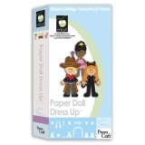Cricut Paper Doll Dress Up Cartridge Item # 29-0412